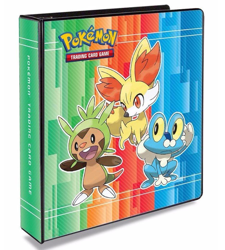 Pokémon 3-Ring Binder - Album Generic XY - Cardport Collectors' Shop